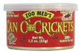 Zoo Med Can O' Mini-Crickets POP (12-pack)